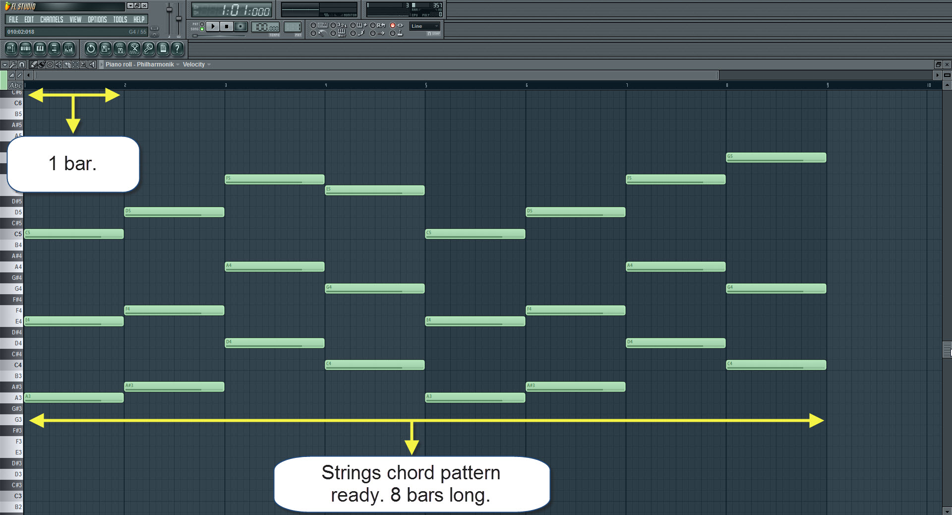 How To Make A Song in FL Studio? Start With The Chords | HTMEM