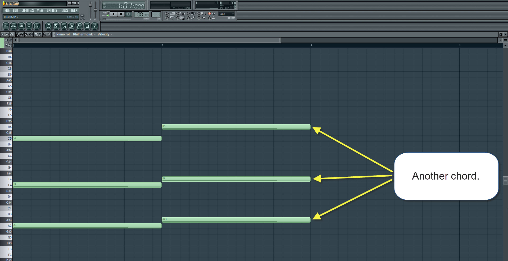 How to make a song in fl studio start with the chords htmem for Nice house music