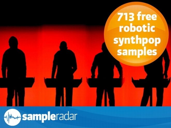 713 Robotic Synth Samples