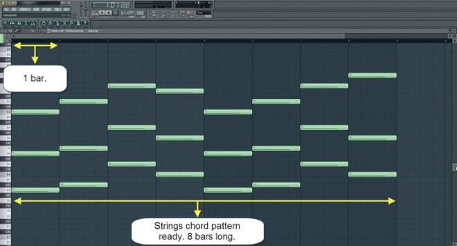 Chord Pattern Ready