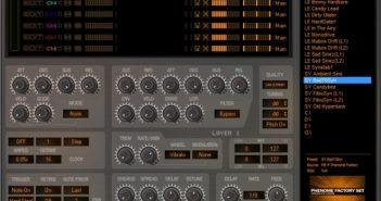 Phenome Free Soundfont Player
