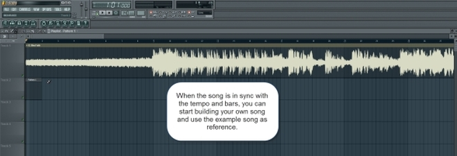 Start Building Your Song
