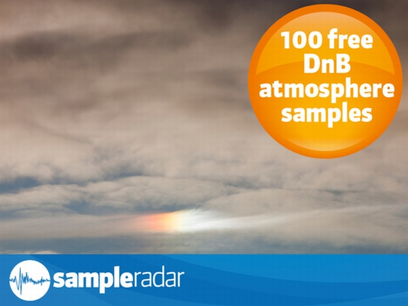 100 Free DnB Atmosphere Samples