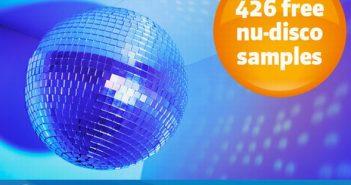 426 Free Nu Disco Samples