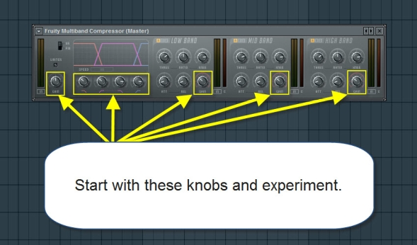 Start With These Multiband Compressor Parameters