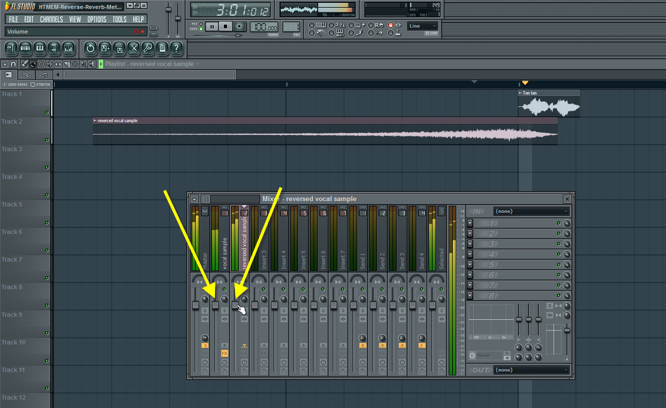 Balance The Volume Levels Of The Samples