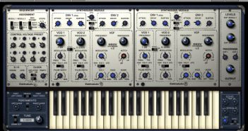 OR2v Great Sounding Free Oberheim 2-Voice Emulator