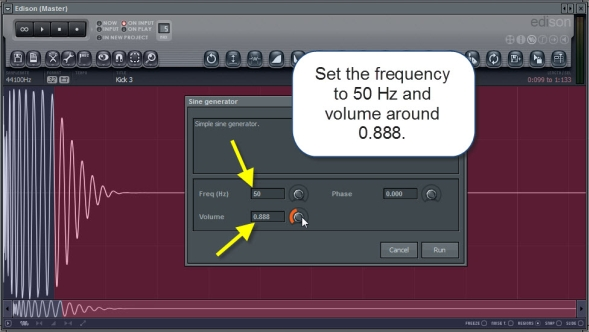 How To Add More Weight To Your Kick Drums With Sine Wave
