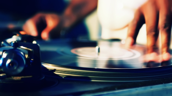114 Free Vinyl Single Hit Drum Samples