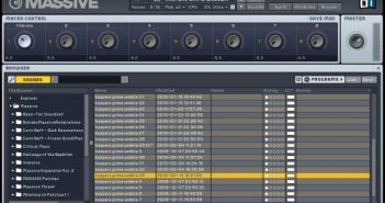 35 Grime Wobble Presets For Native Instruments Massive
