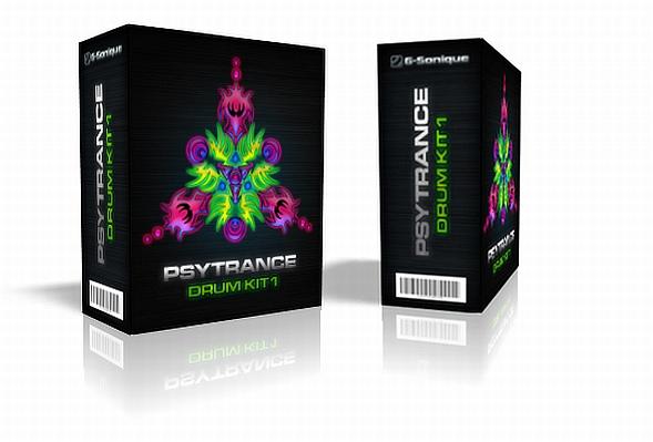 84 Free Psytrance Samples