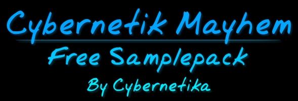Cybernetik Mayhem Free Samplepack