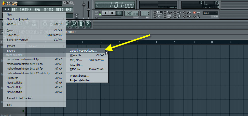 FL Share Thread |  flp - Remix - Collaborate - Share : FL_Studio