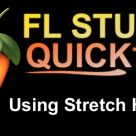 FL Studio Quick Tip: Using Stretch Handle
