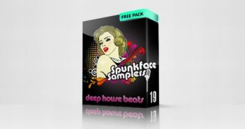 Free Deep House Beats By The Spunkface Samplers