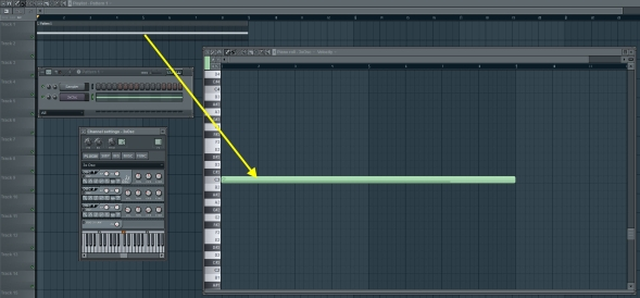 how to put audio clips in fl studio