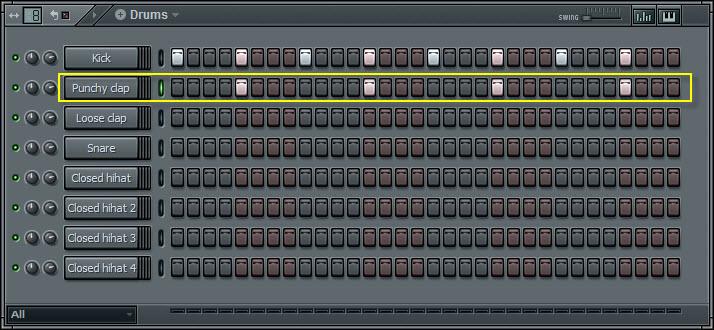 Create A Clap Sequence