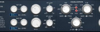 EpicVerb Beautiful Sounding Free VST Reverb Effect