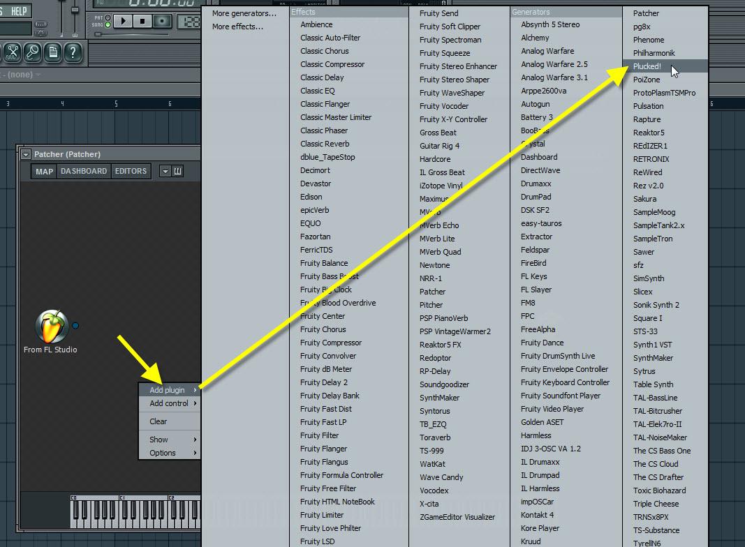 midi controller delay fl studio