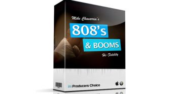 808 Kick Drum & Boom Samples