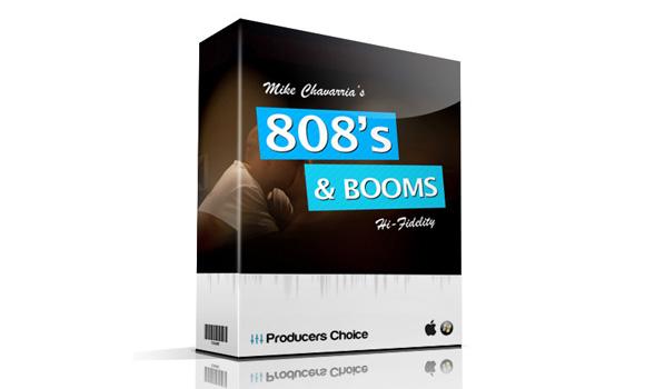 808 Kick Drum & Boom Samples