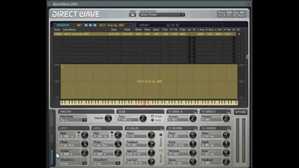 How To Create Dirty Electro Bass From Snare Using Direct Wave