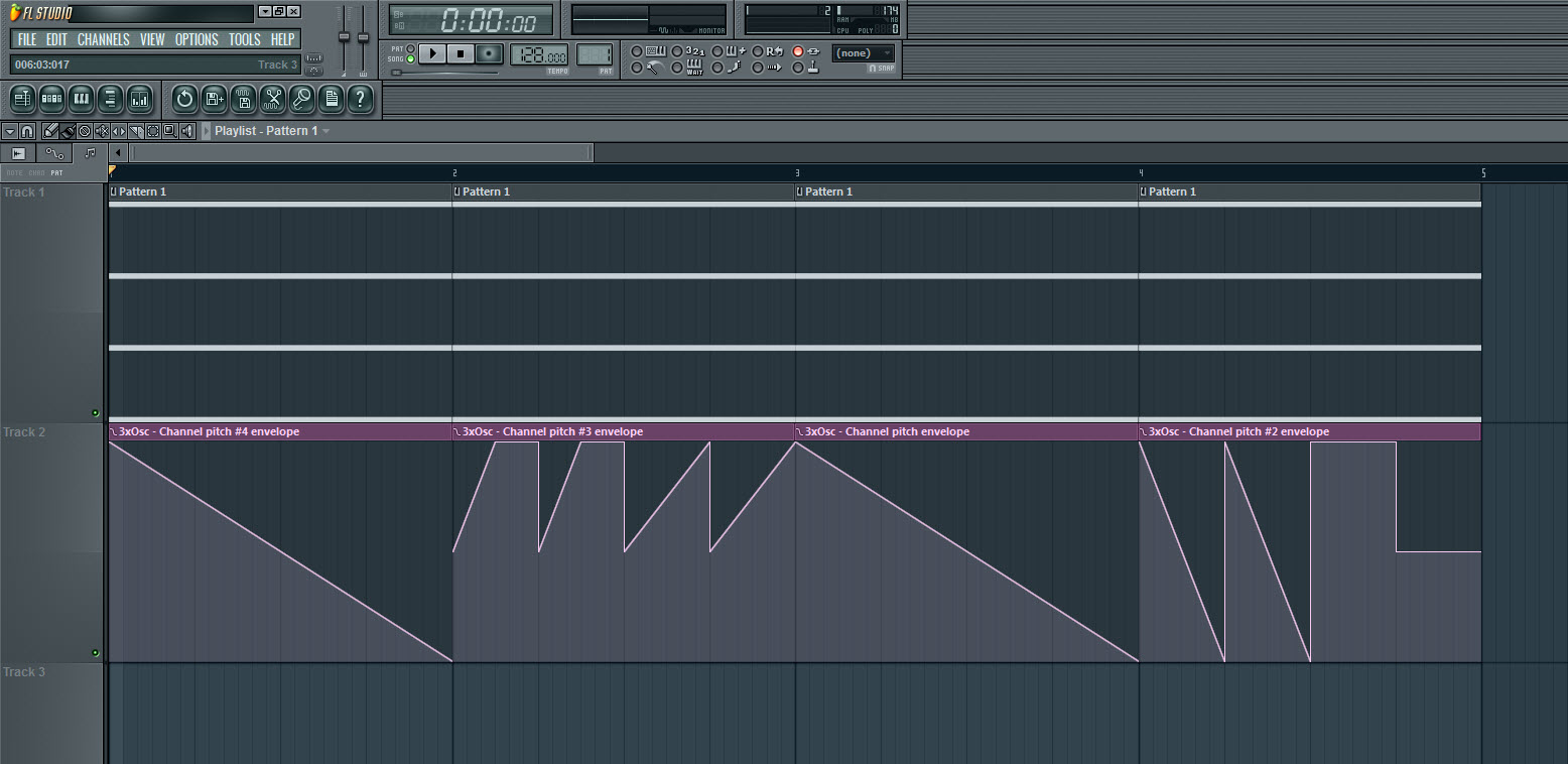 Fl Studio Pitch Automation