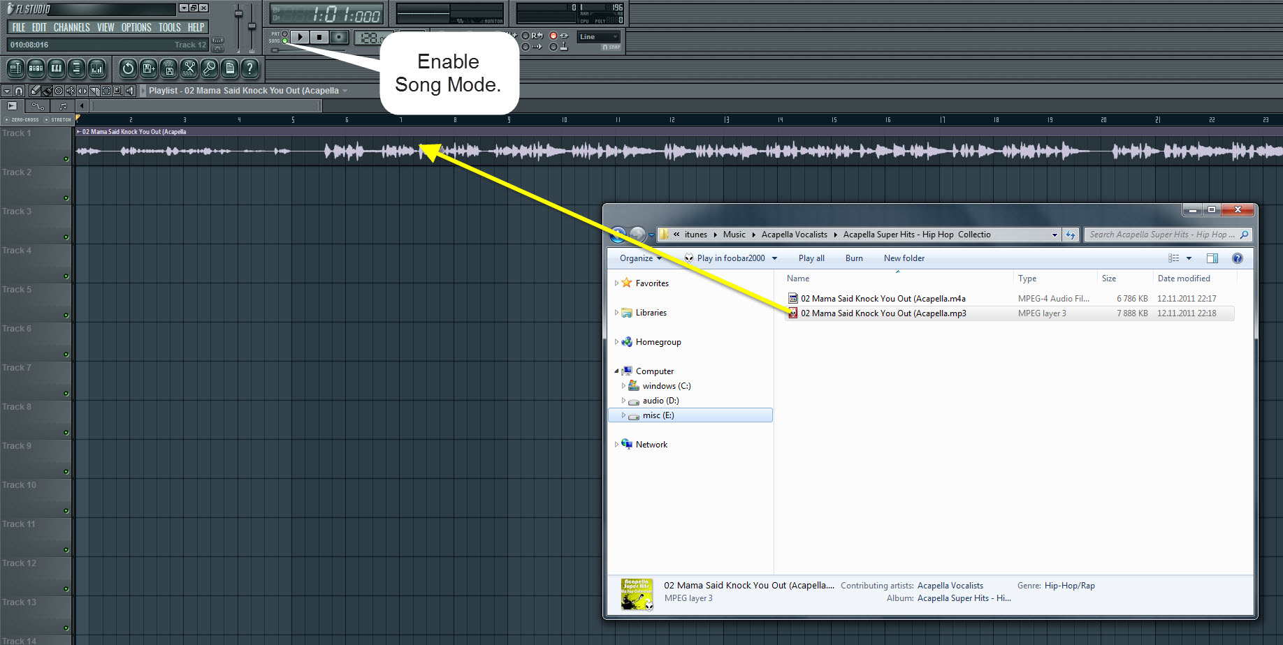 How To Sync Vocals in FL Studio | How To Make Electronic Music