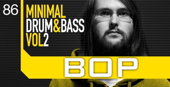 Bop - Minimal Drum And Bass Vol. 2