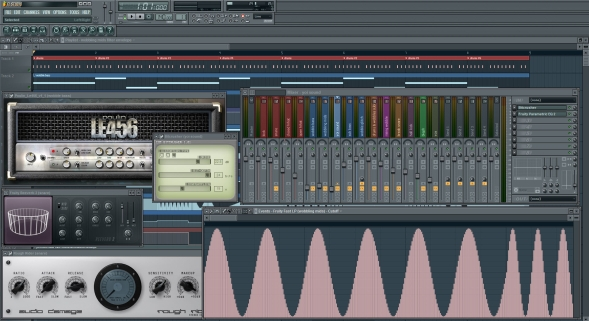 Creating a dubstep-style wobble bass in fl studio 11: ask. Audio.