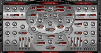 LaserBlade S Pro 2011 Free VST Synth By HG Fortune