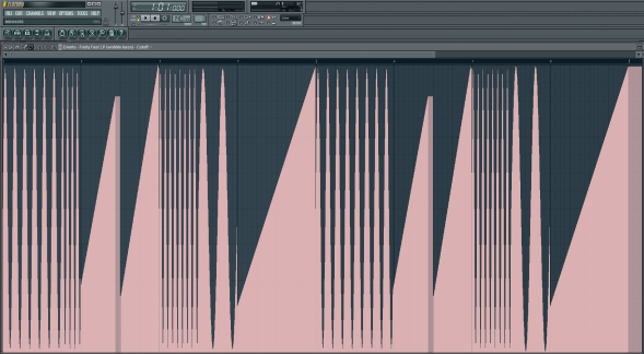 Wobble Bass Filter Automation Shape As In Whole