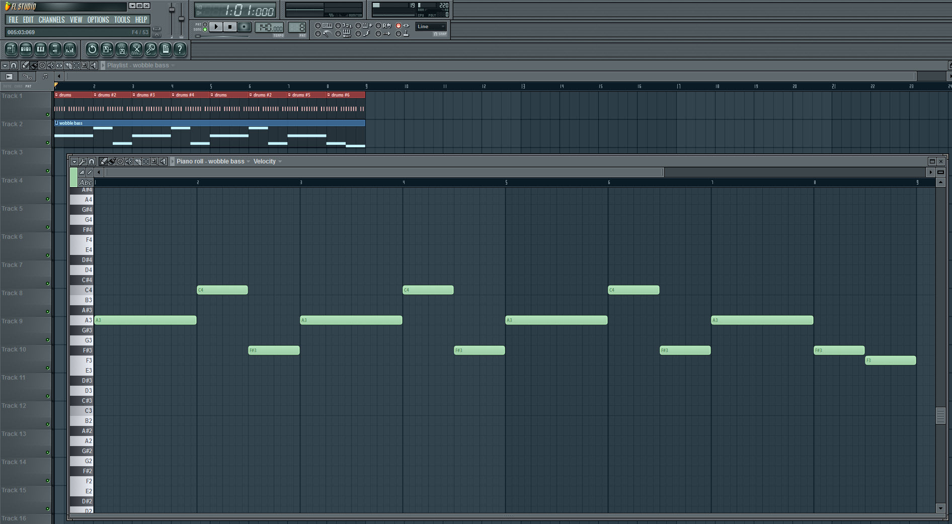 how to delete an effects slot in fl studio 12