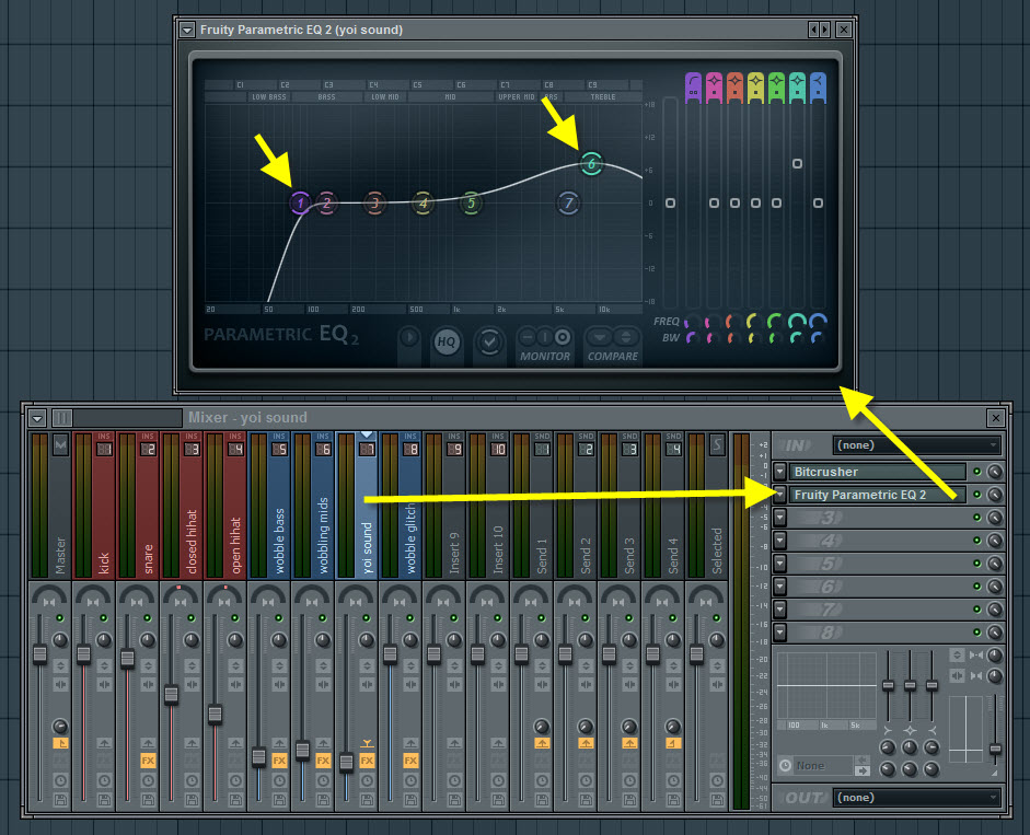 parametric eq after effects