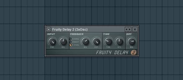 Fruity Delay 2 Settings For Saw Wave Pad
