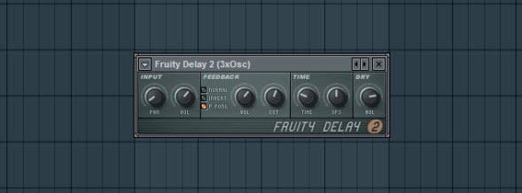 Fruity Delay 2 Settings For Square Wave Lead