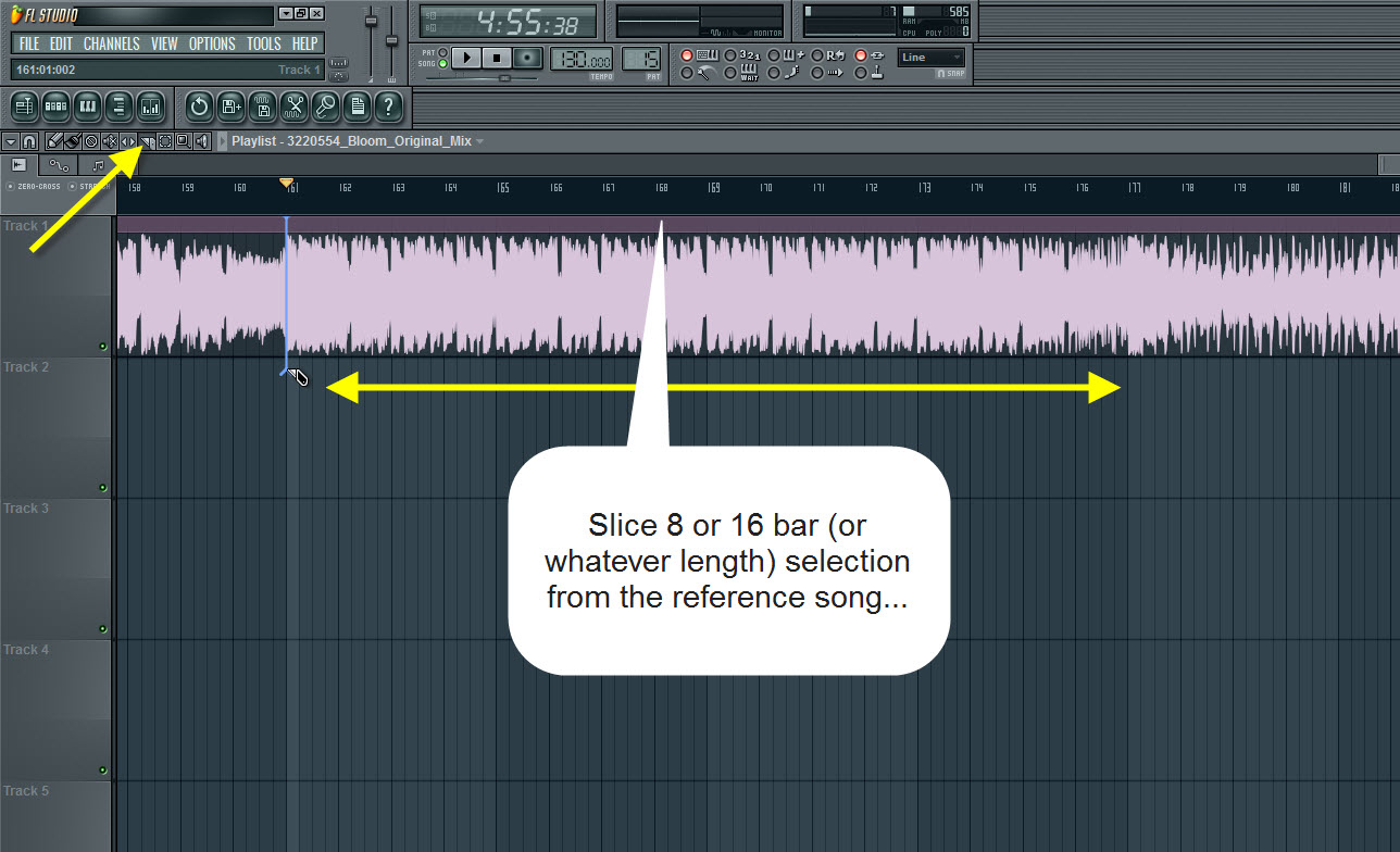 Online Song Mixer