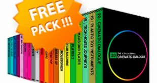 Digital Redux Free Bundle | Over 1300 Free Samples