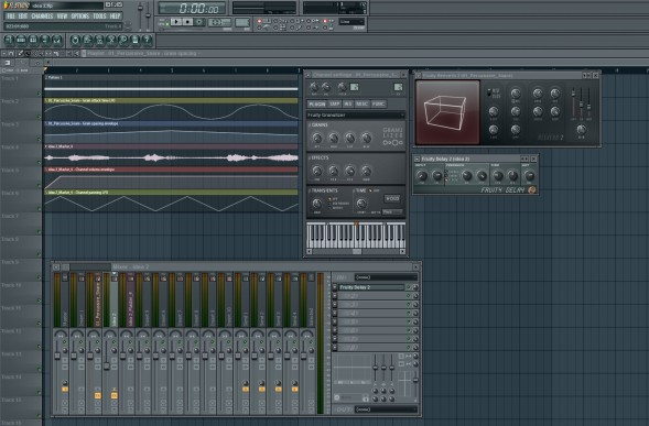 Tutorial fx fl studio
