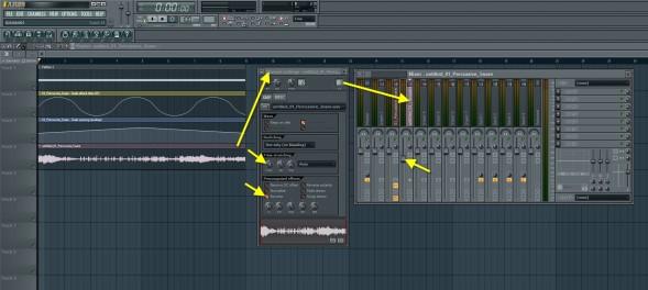 Recorded Audio Clip Settings