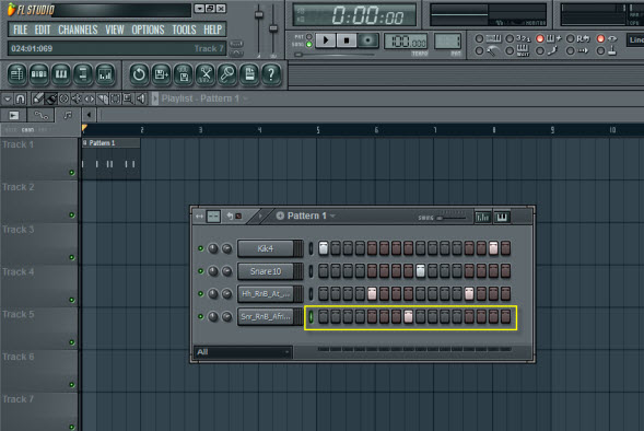 how to make a chill out beat how to make electronic music. Black Bedroom Furniture Sets. Home Design Ideas