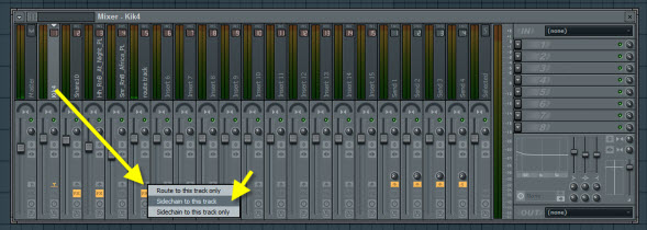 how to add fade out in fl studio