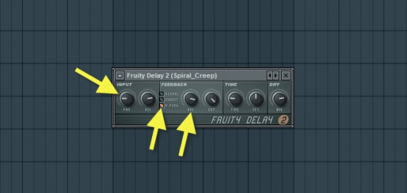 Fruity Delay 2 Settings For Spiral_Creep