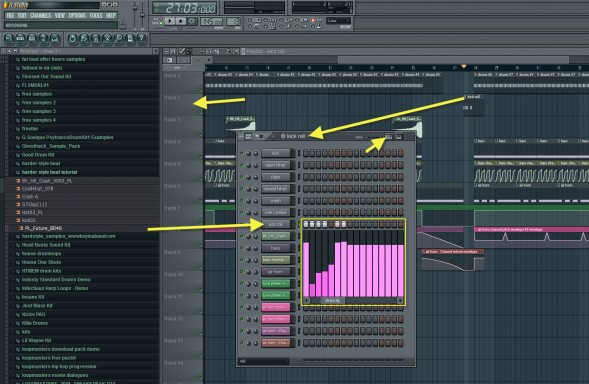Piano piano chords fl studio : How To Make A Harder Style Beat In FL Studio | How To Make ...