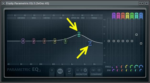 Second Method PEQ2 For Noise