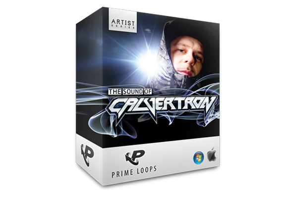 Win A Copy Of The Sound Of Calvertron By Prime Loops!