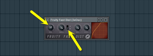 Fruity Fast Dist For Squeaky