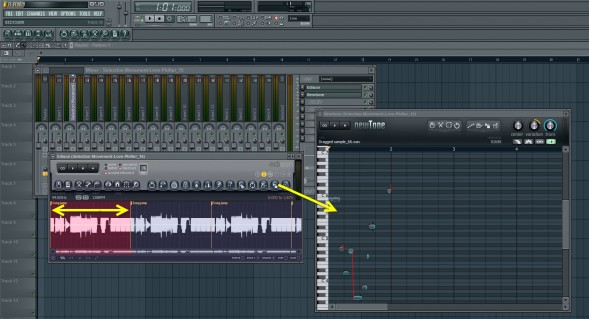 Drop Audio Material From Edison To Newtone