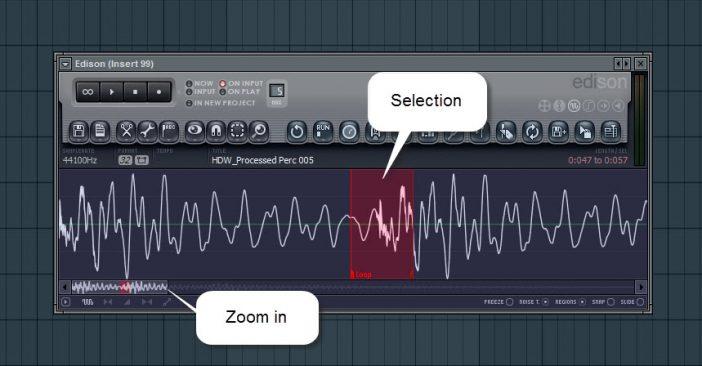 Edison And Bass Sound Source