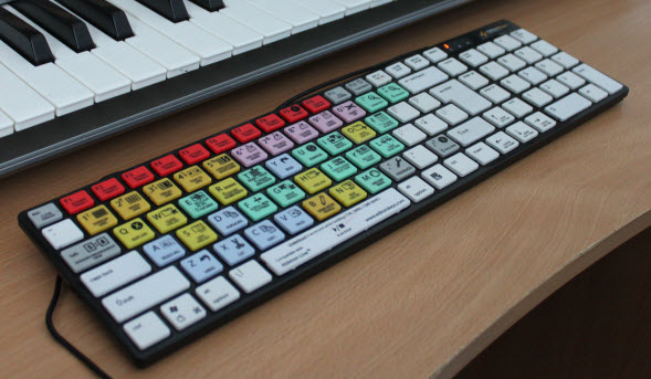 Editors Keys Ableton Live Shortcut Keyboard Review